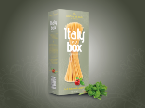 pasta packaging RayConvertous