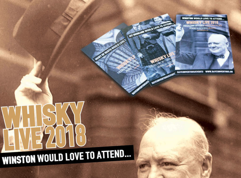 Whisky Live  Promo Pack