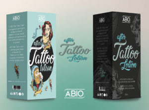 Abio Tattoo Packaging