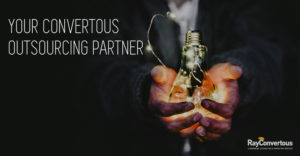Outsourcing marketing services RayConvertous