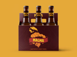 Magma Beer Promo Pack