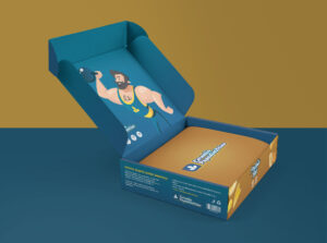 cerealis protein bar packaging